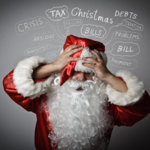Santa debt headache