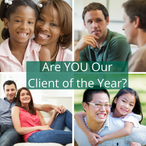 Are YOU our Client of the Year-